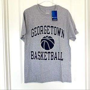 GEORGETOWN BASKETBALL • NWT T-Shirt